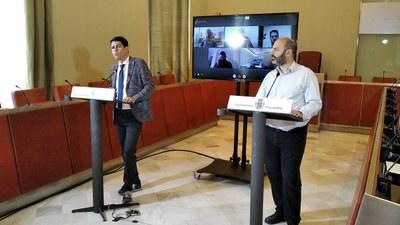 Els alcaldes i alcaldesses de la Conca d'Òdena demanen un pla de contingència per a les residències per a la gent gran