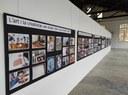 Els alumnes d'escoles d'Igualada recorden el confinament amb una exposició itinerant al Museu i a la Biblioteca