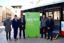 Els servei de bus urbà a Igualada i la Conca d'Òdena supera els 800.000 viatgers