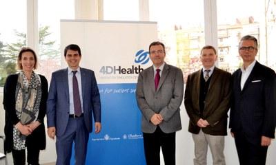 Estudiants de Blanquerna es formaran al 4D Health