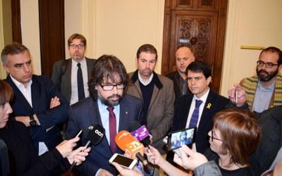 Expedient de caducitat de la concessió a Monbus Hispano Igualadina