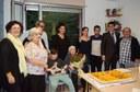 Felicitació a Encarna Ramos pels seus cent anys