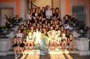 Felicitació a l'Igualada Club Gimnàstic Aula