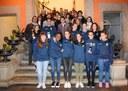 Felicitació a l'Infantil Femení de l'Handbol Igualada