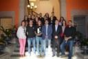 Felicitació al sènior femení del CB Igualada