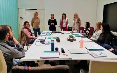 Finalitza el taller d'educació emocional del projecte Atenea