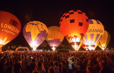 Finalitza la 22a edició de l'European Balloon Festival
