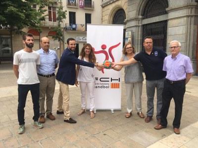 Igualada acollirà les finals de la Supercopa de Catalunya Femenina i Masculina d'handbol