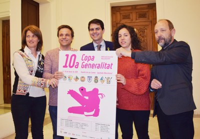 Igualada acull el 9 i 10 de febrer la 10a Copa Generalitat d'hoquei patins