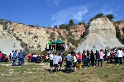 Igualada celebra La Gran Plantada per la inclusió