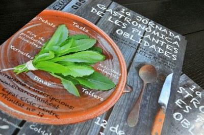 Igualada celebrarà la 1a Jornada Gastronòmica de les Plantes Oblidades