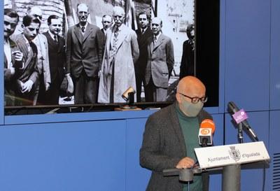 Igualada commemora els 90 anys de la proclamació de la 2a República amb diversos actes