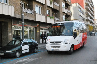 Igualada congela el bitllet senzill de bus urbà en 1,50 euros