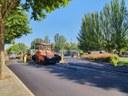 Igualada ha iniciat el Pla d'Asfaltatges 2021 amb l'avinguda Catalunya com una dels principals trams d'actuació