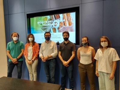 """Igualada inicia la campanya """"Mou-te pel zero"""" per fomentar la reducció de residus i la compra al comerç local"""