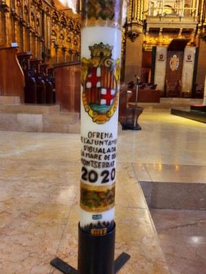 Igualada oferirà el Ciri Votiu dissabte 18 de setembre a Montserrat
