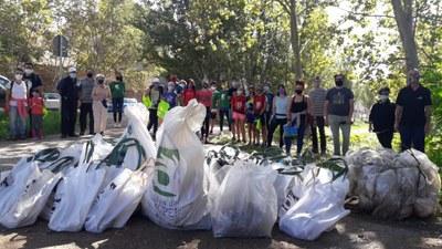 Igualada participa en el Let's Clean Up Europe! diumenge 9 de maig