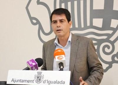 Igualada reclama la continuïtat de l'oficina liquidadora