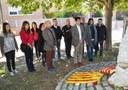 Igualada recorda el president Lluís Companys