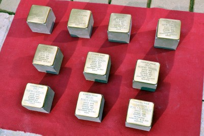 Igualada recorda per sempre els ciutadans morts als camps nazis