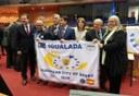 Igualada rep a Brussel·les la distinció de Ciutat Europea de l'Esport 2019