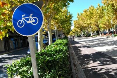 Igualada se suma a la Setmana de la Mobilitat Sostenible i Segura