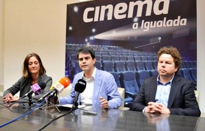 Igualada tindrà nou cinema el proper hivern