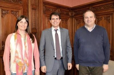 Igualada, Vilanova i La Pobla crearan junts els serveis municipals d'aigua