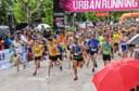 Igualada viu la setena edició de l'Urban Running Night Show