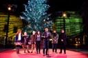 Inici de la campanya de Nadal a Igualada