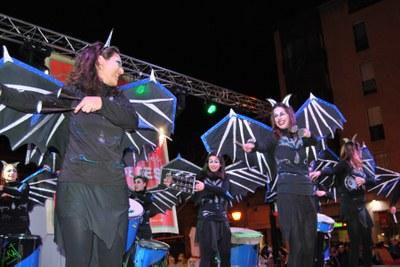 Inscripcions de comparses per al Carnaval 2016