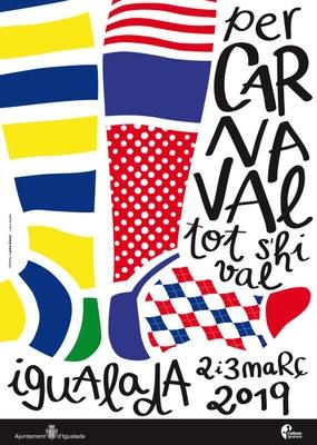 Inscripcions de comparses per la rua de Carnaval 2019