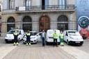 L'Ajuntament d'Igualada amplia la seva flota de vehicles elèctrics