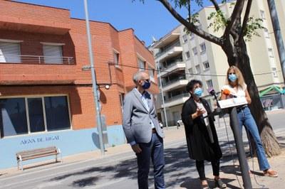L'Ajuntament d'Igualada i Aigua de Rigat arriben a un acord per construïr 9 pisos de lloguer assequible a les antigues oficines de l'empresa al Carrer Comarca