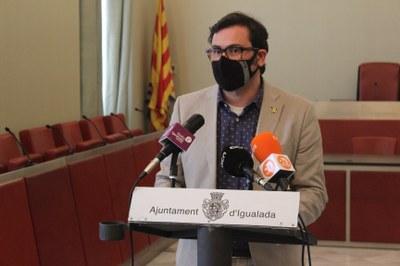 L'Ajuntament d'Igualada impulsa el nou servei de recollida de residus comercial Porta a Porta per a grans productors