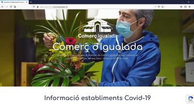 L'Ajuntament d'Igualada impulsa un directori dels comerços que ofereixen serveis específics durant el confinament