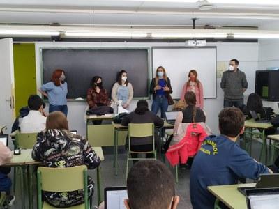 L'Ajuntament d'Igualada inicia una prova pilot d'orientació acadèmica per a joves