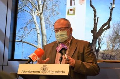 L'Ajuntament d'Igualada instal•la quaranta caixes niu a les zones arbrades de la ciutat