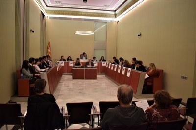 L'Ajuntament demana la concessió de la Creu de Sant Jordi per al Taller Àuria Cooperativa, SCCL