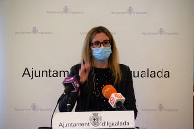 L'Ajuntament elabora un dispositu extraordinari per garantir les mesures sanitàries en les eleccions del 14-F