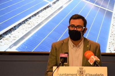 L'Ajuntament endega la instal·lació de plaques fotovoltaiques a l'Escola Emili Vallès