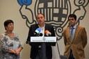 L'Ajuntament proposa la concessió de la Creu de Sant Jordi al Taller Àuria