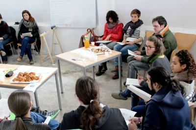 L'assemblea de joves Impuls tria setze propostes a desenvolupar