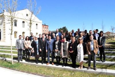L'Associació de Col·lectivitats Tèxtils Europees es troba a Igualada