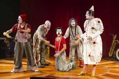 'Rhum', un gran homenatge al món del circ