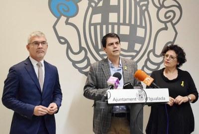 L'INCASÒL i l'Ajuntament acorden impulsar l'habitatge protegit de lloguer