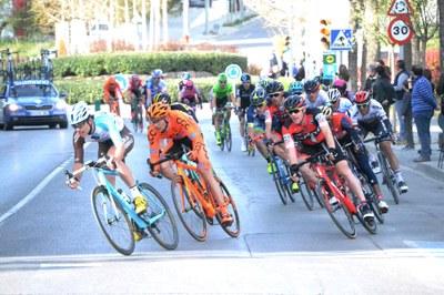 La 2a etapa de la Volta a Catalunya tindrà un esprint intermedi a Igualada