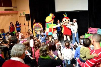 La 33a edició del Saló de la Infància va rebre 14.500 visitants