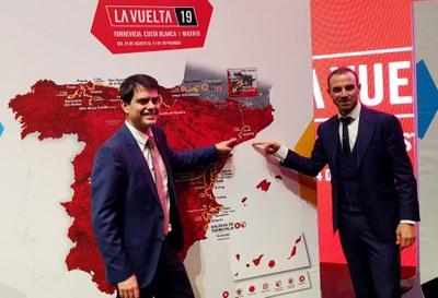La 8a etapa de La Vuelta 19 s'acabarà a Igualada