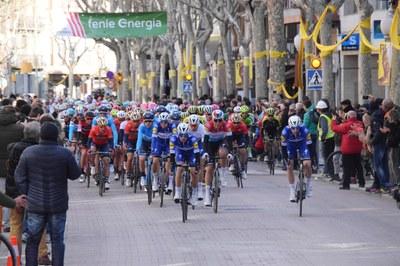 La 98a Volta a Catalunya passa per Igualada